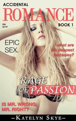 Rage Of Passion: Accidental Romance Book 1 (Contemporary Romance)