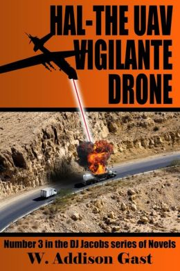 Hal-The Vigilante UAV Drone