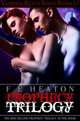 Prophecy Trilogy (Vampires Realm Romance Series #1-3)