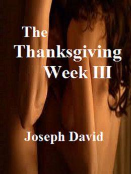 The Thanksgiving Week 3