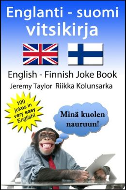 English Finnish Joke Book