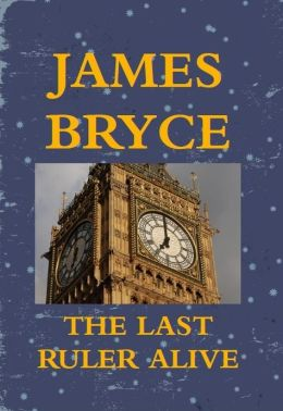 The Last Ruler Alive (John Lush thriller 2)