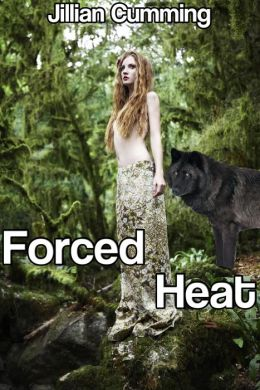 Forced Heat (Forced and Bred for the Werewolf #1)