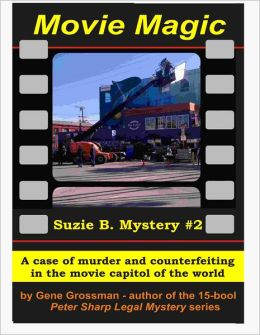 Movie Magic: Suzi B. Mystery #2