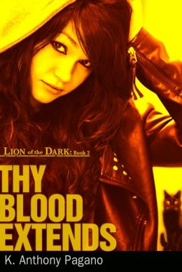 Thy Blood Extends (Lion of the Dark: Book Two)
