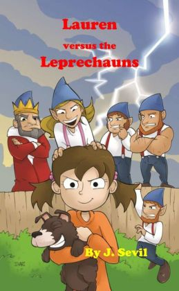 Lauren versus the Leprechauns