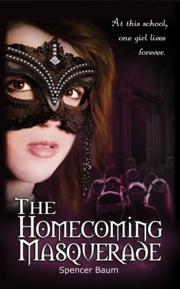 Girls Wearing Black 1 - The Homecoming Masquerade - Spencer Baum