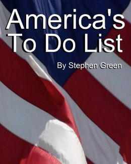 America's To Do List