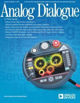 Analog Dialogue Volume 46, Number 1