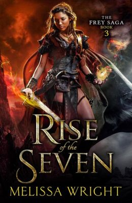 The Frey Saga Book III: Rise of the Seven