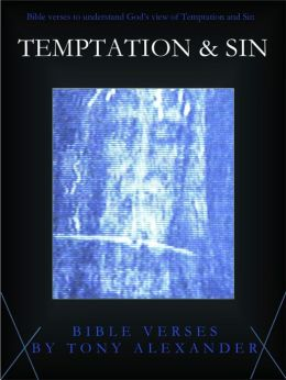 Temptation & Sin Bible Verses