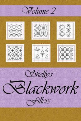 Shelly's Blackwork Fillers Volume 2