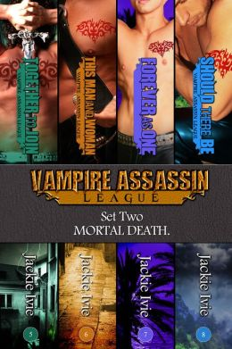 Vampire Assassin League, Set Two: Mortal Death