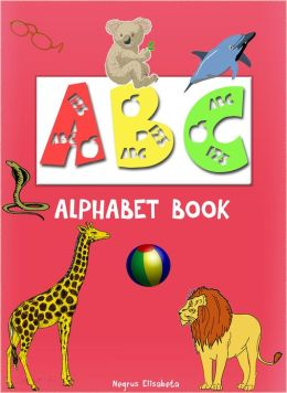 ABC, alphabet book.
