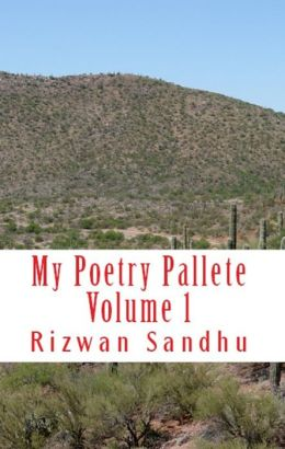My Poetry Palette: Volume 1