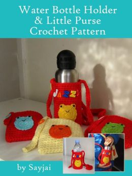 CROCHET WATER BOTTLE HOLDER PATTERN - WATER BOTTLE