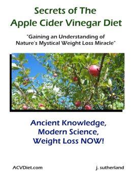 Secrets of The Apple Cider Vinegar Diet