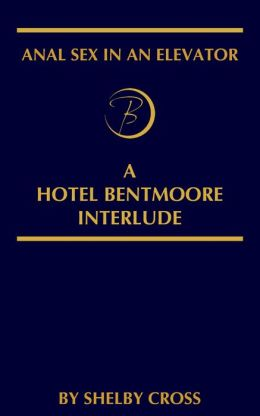 Anal Sex in an Elevator: A Hotel Bentmoore Interlude