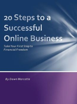 20 Steps to a Successful Online Business