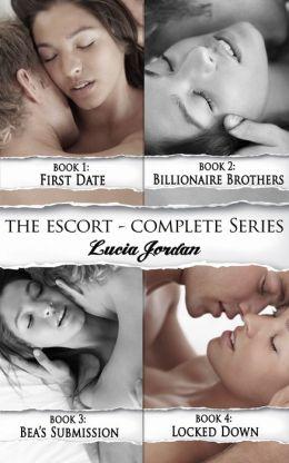The Escort Series (Billionaire Bachelors) - Complete Collection [