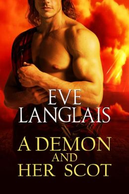 A Demon And Her Scot (Welcome To Hell, Book 3)