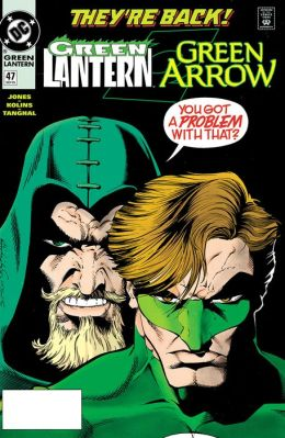 Green Lantern #47 (1990-2004) (NOOK Comic with Zoom View)
