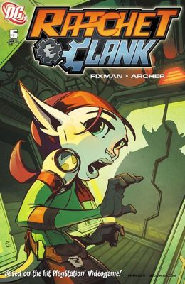 Ratchet & Clank #5 (NOOK Comic with Zoom View)