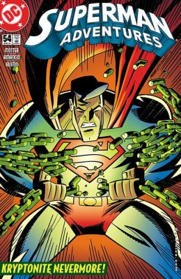 Superman Adventures #54 (1996-2002) (NOOK Comic with Zoom View)