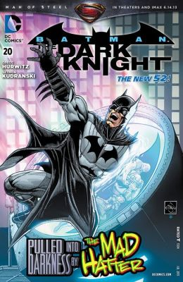 Batman: The Dark Knight #20 (2011- ) (NOOK Comic with Zoom View)