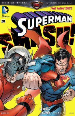 Superman #20 (2011- ) (NOOK Comic with Zoom View)
