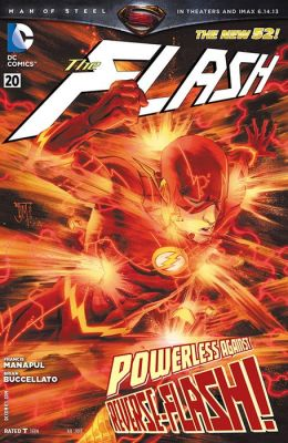 The Flash #20 (2011- ) (NOOK Comic with Zoom View)