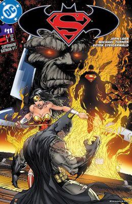 Superman/Batman #11 (NOOK Comic with Zoom View)