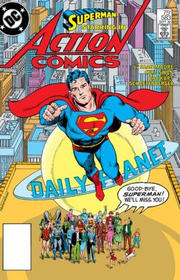 Action Comics #583 (1938-2011) (NOOK Comic with Zoom View)