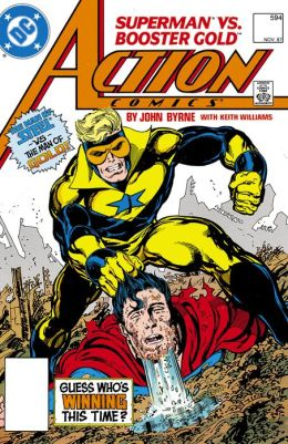 Action Comics #594 (1938-2011) (NOOK Comic with Zoom View)