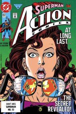 Action Comics #662 (1938-2011) (NOOK Comic with Zoom View)