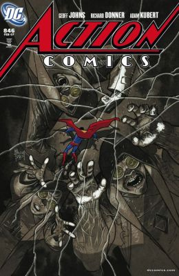 Action Comics (1938-2011) #846 (NOOK Comic with Zoom View)