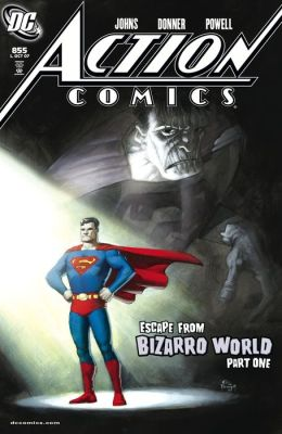 Action Comics (1938-2011) #855 (NOOK Comic with Zoom View)