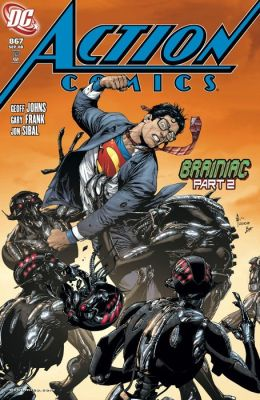 Action Comics #867 (1938-2011) (NOOK Comic with Zoom View)