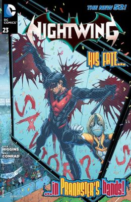 Nightwing #23 (2011- ) (NOOK Comic with Zoom View)