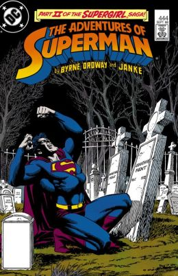 Adventures of Superman #444 (1987-2006) (NOOK Comic with Zoom View)