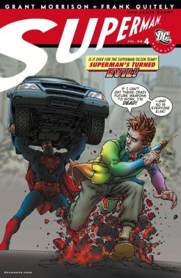 All-Star Superman #4 (NOOK Comic with Zoom View)