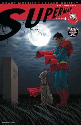 All-Star Superman #6 (NOOK Comic with Zoom View)