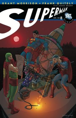All-Star Superman #8 (NOOK Comic with Zoom View)