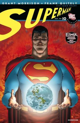 All-Star Superman #10 (NOOK Comic with Zoom View)