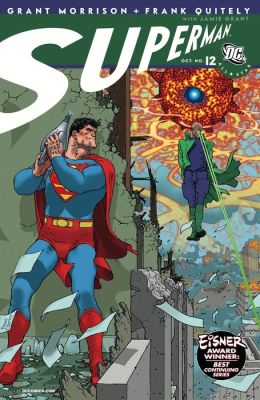 All-Star Superman #12 (NOOK Comic with Zoom View)