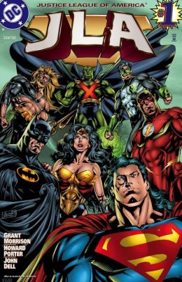 JLA #1 (1997-2006) (NOOK Comic with Zoom View)