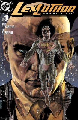 Lex Luthor: Man of Steel #1 (NOOK Comic with Zoom View)