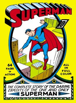 Superman #1 (1939-2011) (NOOK Comic with Zoom View)