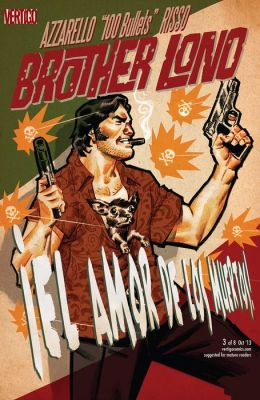 100 Bullets: Brother Lono #3 (NOOK Comic with Zoom View)