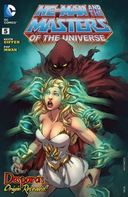 He-Man and the Masters of the Universe #5 (2013- ) (NOOK Comic with Zoom View)